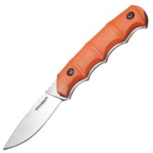Boker Magnum Hunter Orange Fixed-Blade Knife in Orange - Closeouts