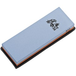 Boker Magnum Whetstone Sharpening Stone - 240/800 Grit in See Photo