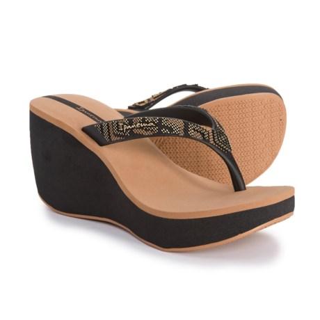 Image of Bolero Wedge Shoes (For Women)