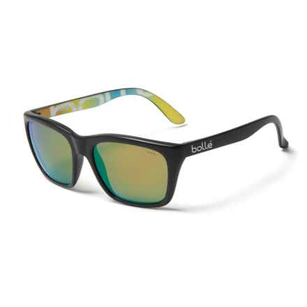 Bolle 527 Sunglasses - Polarized in Brown Emerald Oleo/Ar 6 - Closeouts