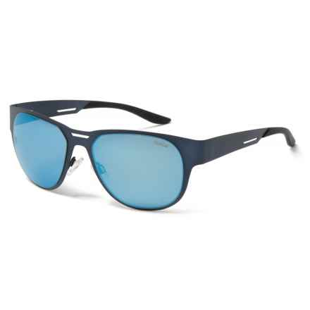 Bolle Adelaide 6 Base Sunglasses in Matte Blue - Closeouts