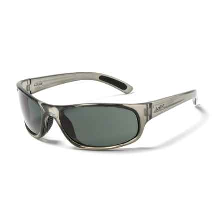 Bolle Anaconda Jr. Sunglasses (For Kids) in Shiny Crystal Smoke - Overstock