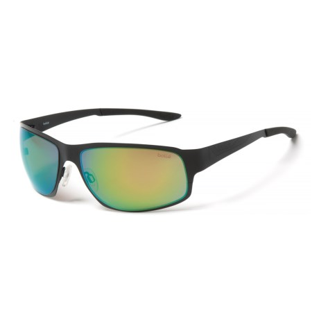 09153601bb0 Bolle Auckland Sunglasses in Brown Emerald