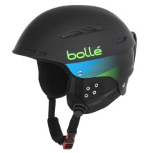 Bolle B-Fun Ski Helmet in Soft Black - Closeouts
