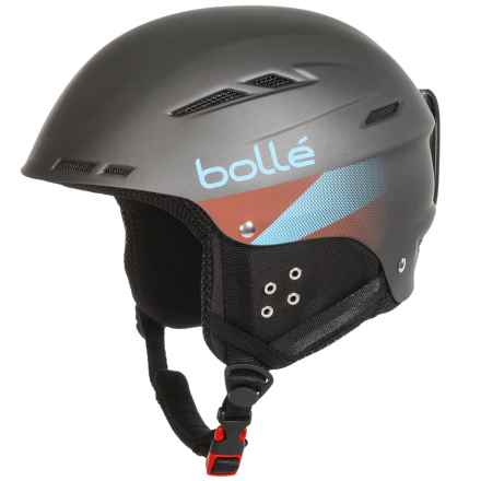 Bolle B-Fun Ski Helmet in Soft Grey - Closeouts