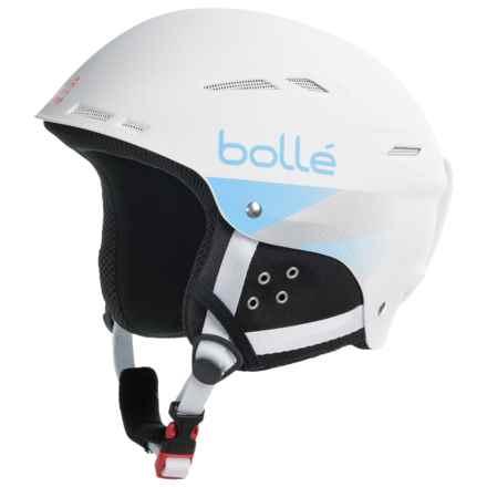 Bolle B-Fun Ski Helmet in Soft White - Closeouts