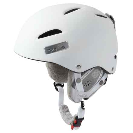 Bolle B-Star Ski Helmet in Soft White/Arabesque - Closeouts