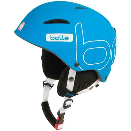 Bolle B-Style Ski Helmet in Soft Blue - Closeouts