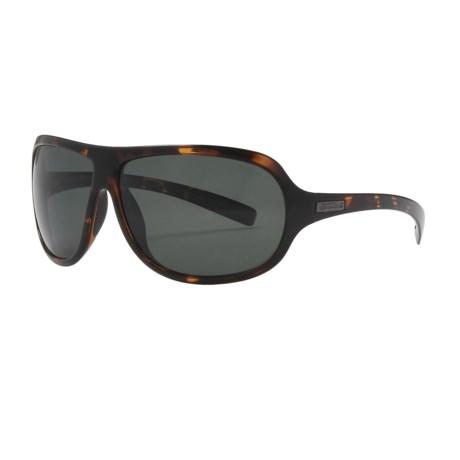 Bolle Belmont Sunglasses - Polarized in Dark Tortoise/Tns Grey