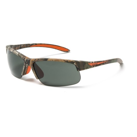 Bolle Breaker Sunglasses - Polarized in Real Tree Extra/Oleo Af/Tns