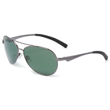 fc4a8c2508e Bolle Cassis Axis 6 Base Sunglasses - Polarized (For Men) in Shiny Gunmetal