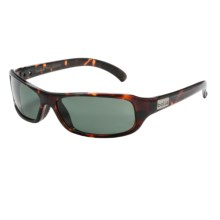 Bolle Fang Sunglasses - Polarized in Dark Tortoise/Axis - Closeouts