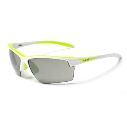 Bolle Flash Sunglasses in Tns/Gun - Closeouts