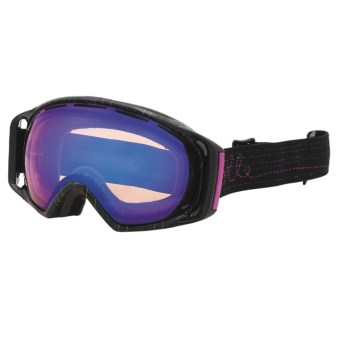 Bolle Gravity Snowsport Goggles in Threadstripe/Aurora