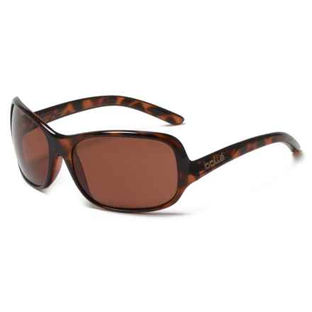 Bolle Kassia Sunglasses - Polarized (For Women) in Shiny Tortoise/Brown - Closeouts