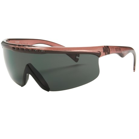 Bolle Mini Edge Sunglasses (For Kids) in Pink/Tns