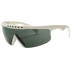 Bolle Mini Edge Sunglasses (For Kids) in Blue Powder/Tns