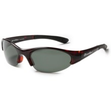 Bolle Morph Sunglasses - Polarized in Dark Tortoise/True Neutral Smoke - Closeouts