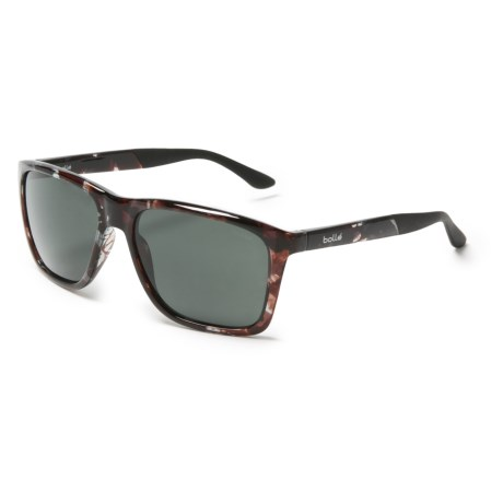 Bolle Nakoda Sunglasses in Shiny Black/Tortoise Tns