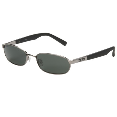 Bolle Path Sunglasses in Chrome/Tns