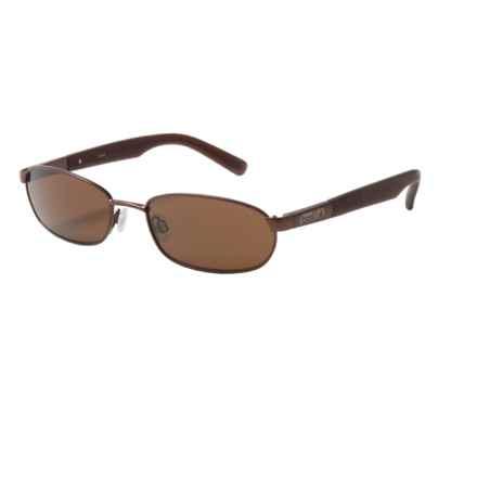 Bolle Path Sunglasses in Cinnamon/True Light Brown Dark - Closeouts