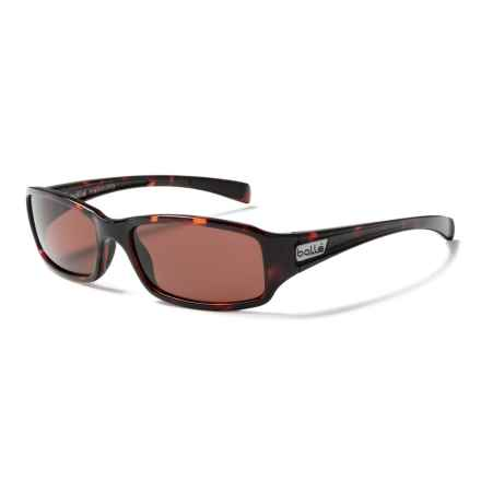 Bolle Reno Sunglasses - Polarized in Dark Tortoise/A-14 - Closeouts