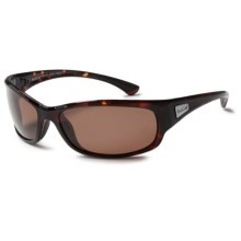 Bolle Ringer Sunglasses - Polarized, Mirrored in Dark Tortoise/A-14 - Closeouts