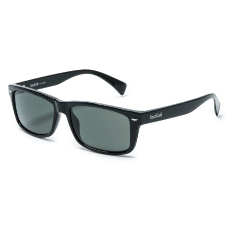 Bolle Riverview Sunglasses - Polarized in Shiny Black