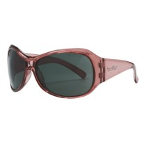 Bolle Sarah Sunglasses (For Kids and Youth) in Shiny Crystal Rose/Tns - Closeouts