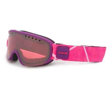 Bolle Scarlett Ski Goggles - Mirror Lens (For Women) in Matte Purple/Pink/Vermilon Gun - Closeouts