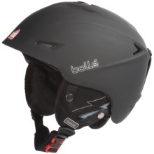 Bolle Sharp Ski Helmet in Soft Black - Closeouts