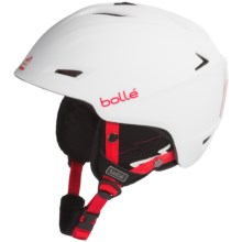 Bolle Sharp Ski Helmet in Soft White - Closeouts