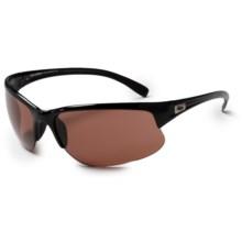 Bolle Shift Sunglasses - Interchangeable Lenses in Shiny Black/Eagle 2 Dark-True Neutral Smoke - Closeouts