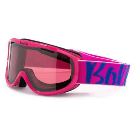 Bolle Sierra Ski Goggles (For Women) in Pink Blue Vermillon Gun - Overstock 3732950f4