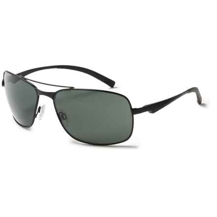 Bolle Skylar Sunglasses in Matte Black/Tns - Closeouts