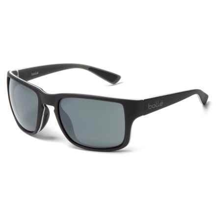 Bolle Slate Sunglasses in Gunmetal - Closeouts