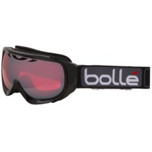 Bolle Spherical Snowsport Goggles in Black - Closeouts