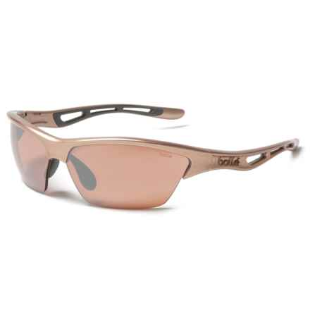 Bolle Tempest Sunglasses - Interchangeable Modulator Lenses in Sandstone/Modulator V3 Golf Oleo - Closeouts
