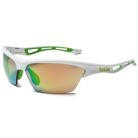 Bolle Tempest Sunglasses Interchangeable Modulator Lenses
