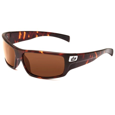 Bolle Tetra Sunglasses - Polarized in Dark Tortoise/A14