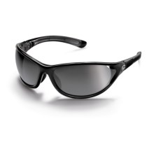 Bolle Traverse Sport Sunglasses - Interchangeable Lenses and Headband in Shiny Black/100Gun+Modulrose - Closeouts