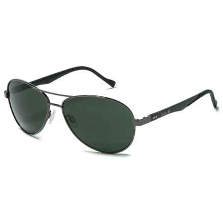 Bolle Tremont Sunglasses in Shiny Gunmetal - Overstock