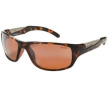 Bolle Vibe Sunglasses - Polarized, Sandstone Lens in Shiny Tortoise/Sandstone Gun Ole - Closeouts