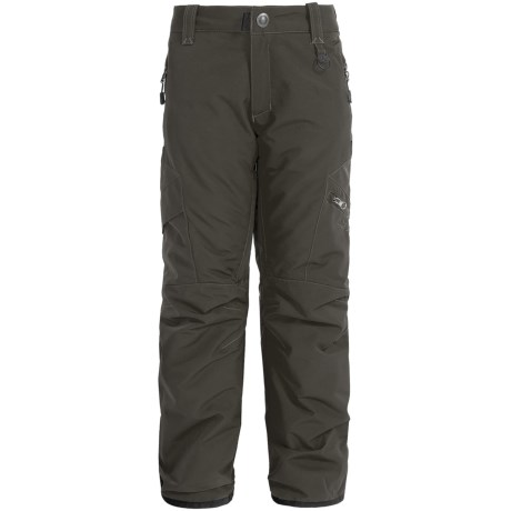 Image of Bolt Cargo Ski Pants - Insulated (For Boys)