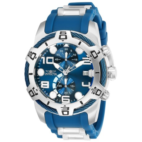 Image of Bolt Watch - 50mm, Silicone and Stainless Steel Bracelet