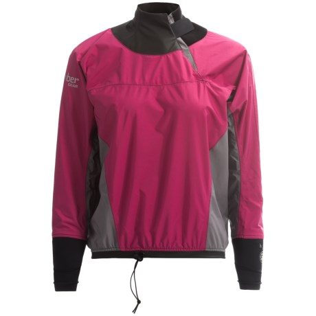 photo: Bomber Gear Women's Blitz Long Sleeve Splash Top