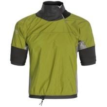 Bomber Gear Blitz Splash Top - Short Sleeve (For Men and Women) in Moss - Closeouts