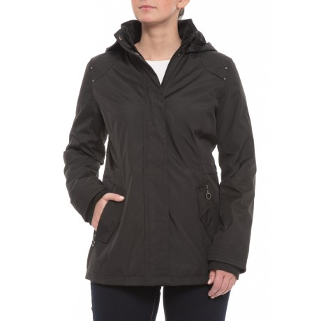 Image of Bonded Anorak Jacket (For Women)
