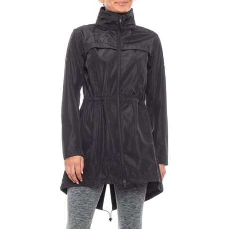 Image of Bonded Travel Rain Coat (For Women)