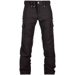Bonfire Alder Snow Pants - Waterproof, Insulated (For Women) in Indigo